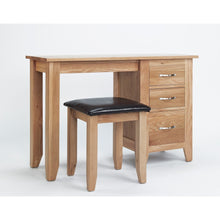 Sherwood Oak Stool - Perfectly Home Interiors