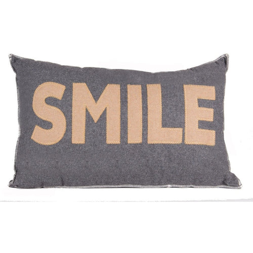 Smile Design Oblong Scatter Cushion - Perfectly Home Interiors