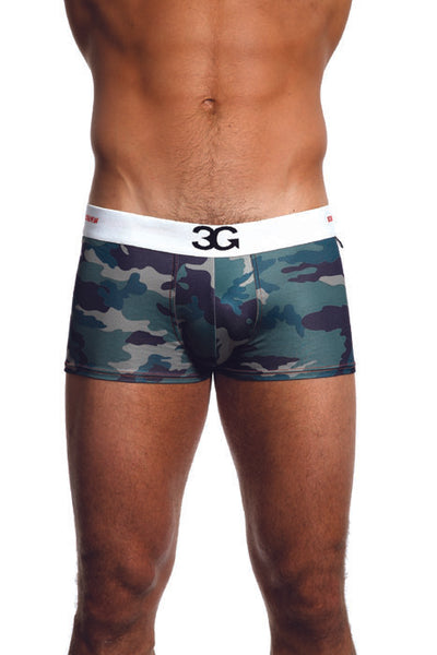 3G Army Boxer Brief
