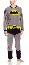 Batman Pajamas Union Suit -Closeout
