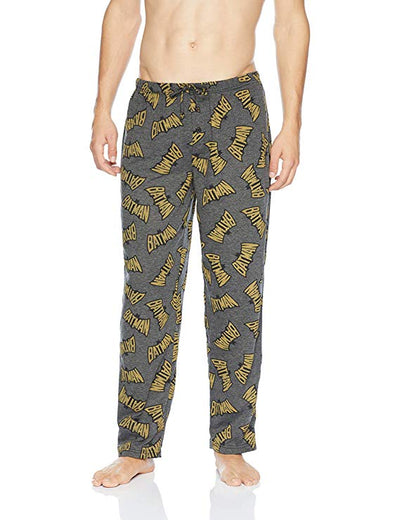 DC Comics Men's Batman Lounge Pants