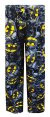 DC Comics Batman Logo And Skulls Lounge Pant for Men or Women