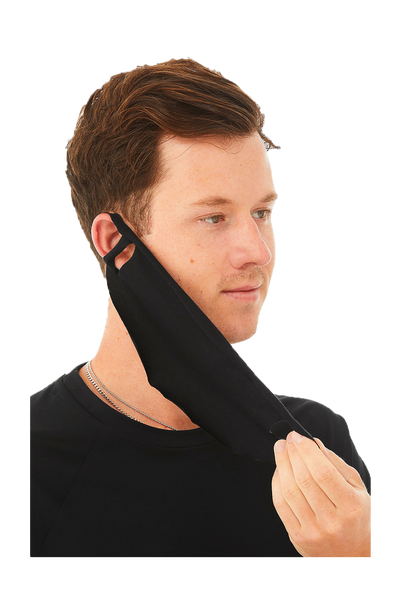 Disposable Daily Face Cover Fabric Facecover USA  - Lightweight