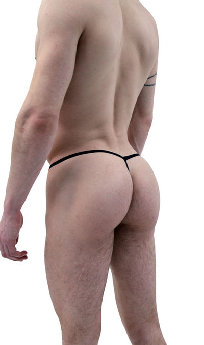 NDS Wear Stylish Leopard G-String