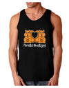 Cute Squirrels - I'm Nuts About You Loose Tank Top