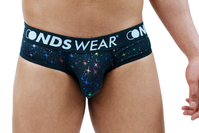 Sparkly Night Mens Brief