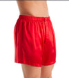 Solid Men's Silk Boxers - Closeout