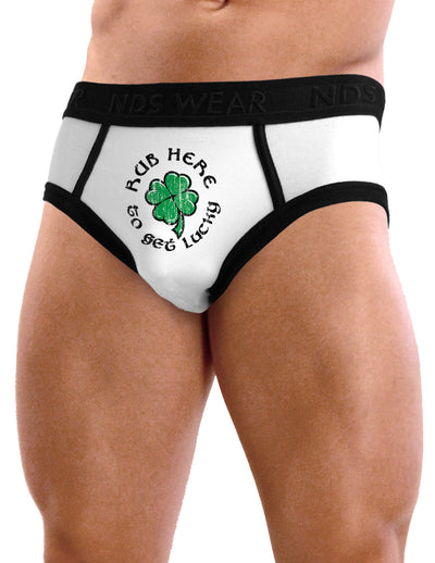 St Patricks Day Men's Brief Underwear - Select your Print