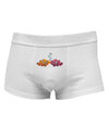 Kissy Clownfish Mens Cotton Trunk Underwear