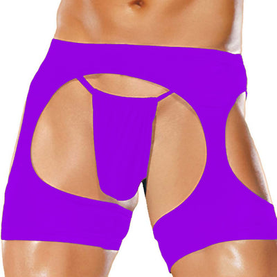Mens Short Chaps with G-string - Special
