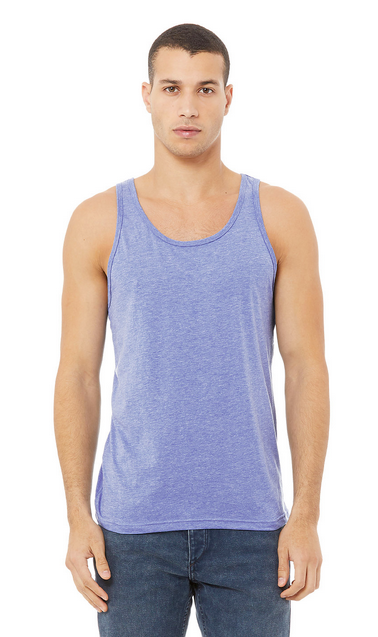 New Modern Mens Jersey Tank Top