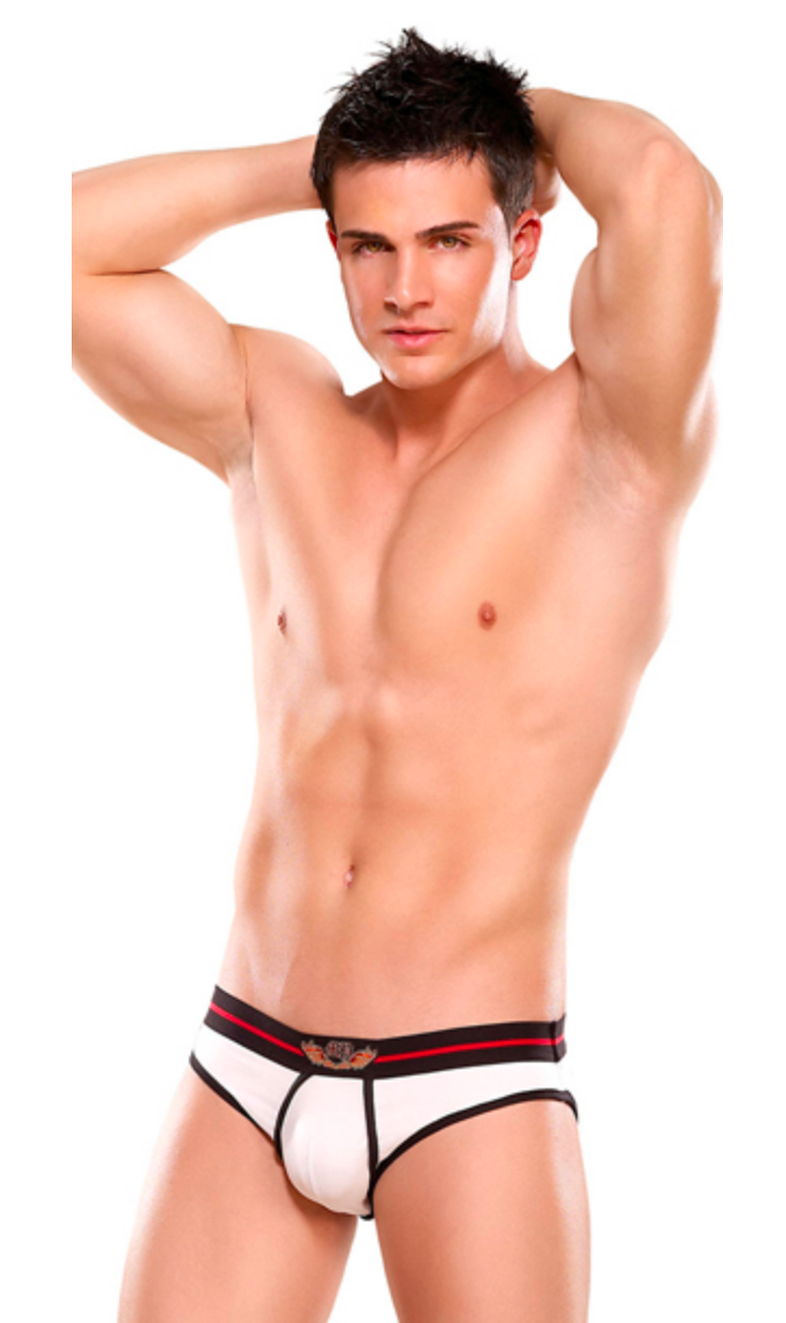 Male Power Wing Enhancing Pouch Bikini - Clearance