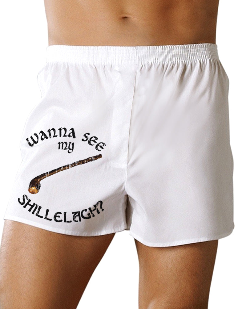 Patricks Day Mens Boxer Brief Underwear NDS Wear TooLoud My First St