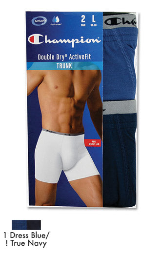 Champion Double Dry ActiveFit Trunk