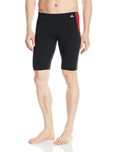 Adidas Mens Shock Energy Jammer Swimsuit, Jammer Swimwear -Closeout
