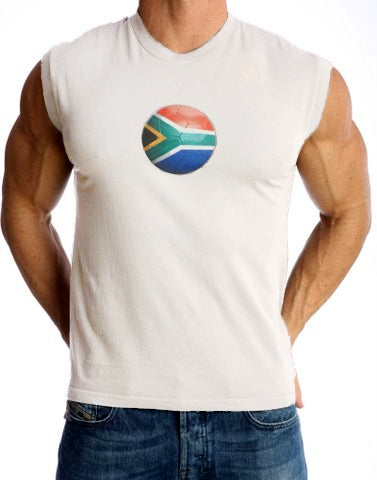 South African Soccer Sleeveless