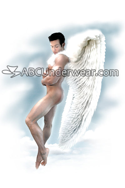 The Angel Joshua - Ribbed or Flat Tank