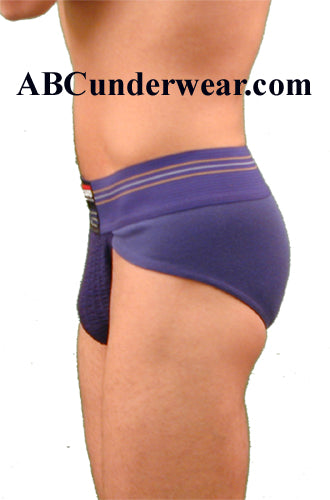 Safe-T-Gard Men's Athletic Brief