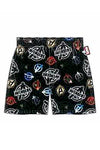 Avengers Logo Men's Knit Boxer