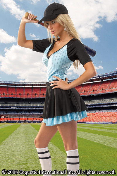 Baseball Girl Adult Costume
