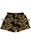 Black Batman Adult Knit Boxer
