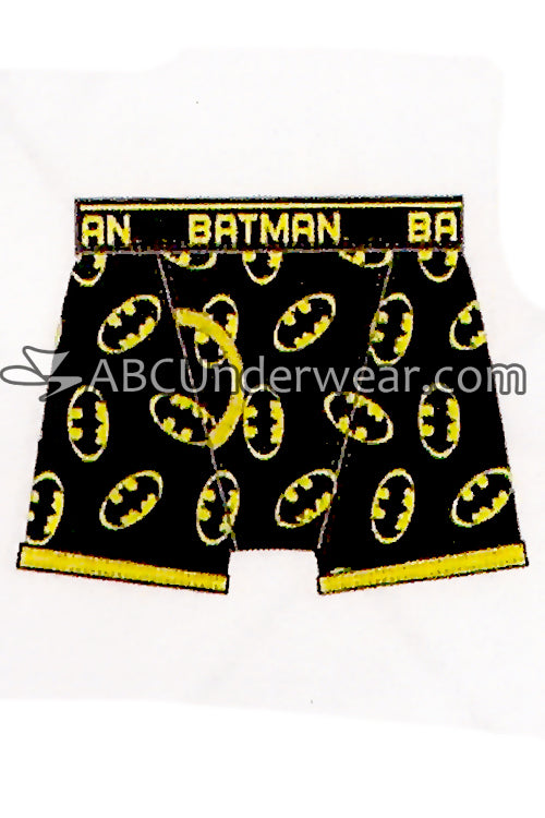 Batman Symbol Boxer Brief - Clearance