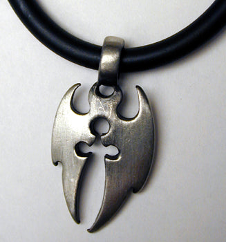 Bat Symbol Necklace