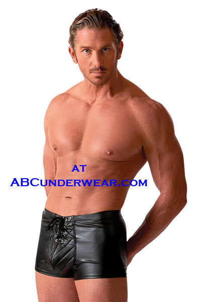 California Muscle Mens Black Jack Short -Closeout
