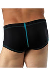Blackout Boxer Swim Trunk