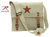 Brown Medics Star Khaki Vintage Medic Bag