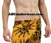 Solar Mini Tattoo Sarong