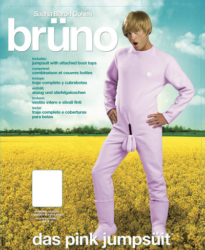 Bruno Pink Adult Costume