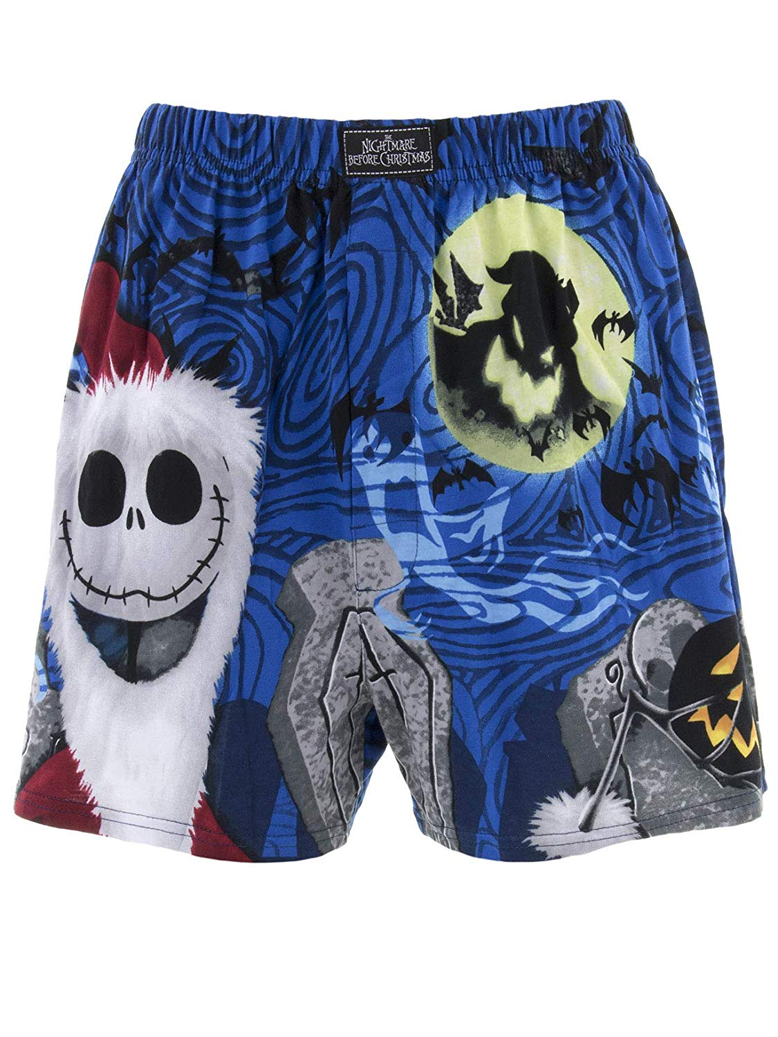 Men\'s Nightmare Before Christmas Boxers By Disney - ABC Underwear