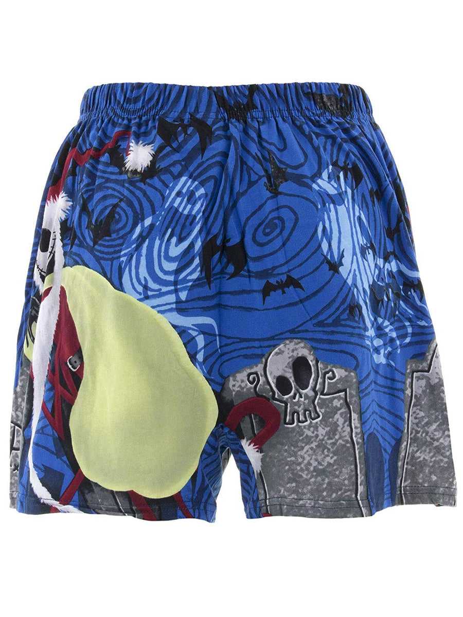 Men's Nightmare Before Christmas Boxers By Disney