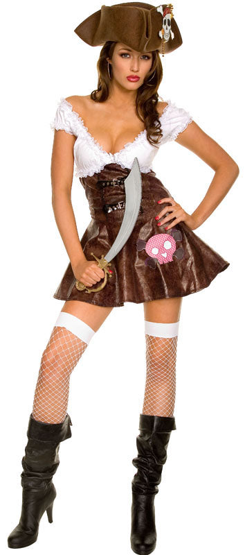 Buccaneer Beauty Costume - Closeout