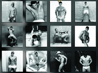 Provocateur The Boys 2005 Calendar