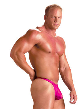 California Muscle Gripper Thong Swimsuit