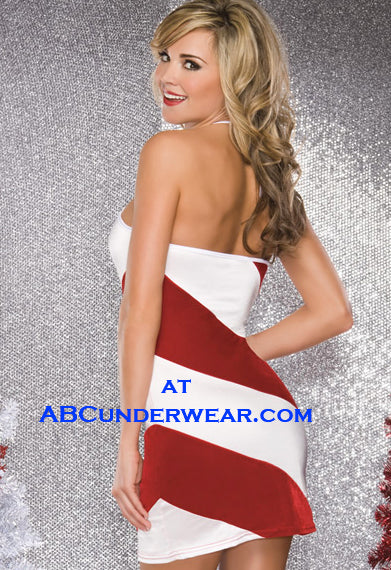Candy Cane Dress