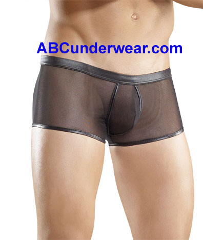 Male Power Casanova Pouch Enhancer Short - Closeout