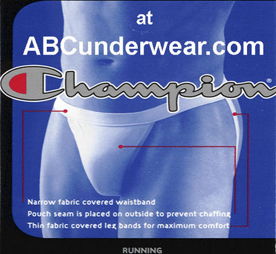 Champion Cool-Jock Strap 2XL