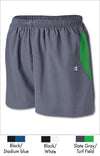 Champion Double Dry Woven Vented Running Short
