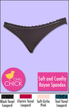 "Barely There Go Girlie ""Chill Chick"" Bikini Panty"