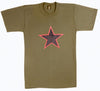 China Star Mens T-Shirt
