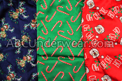 Assorted Christmas Boxers