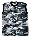 City Camo Muscle Shirt for men - Small Clearance