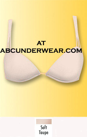 Clearly Wonderbra Push-Up Bra