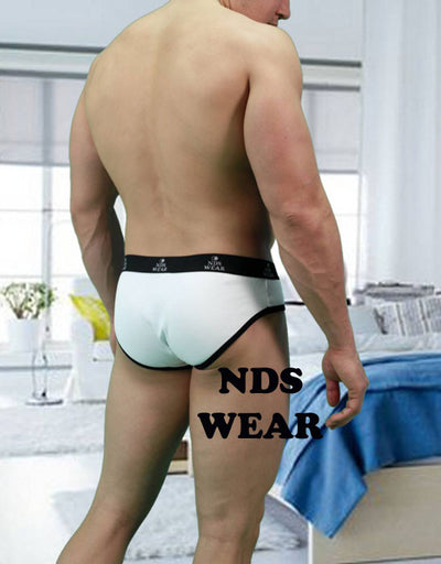 Men's Contrast Brief