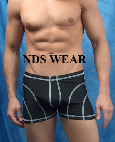 NDS WEAR Contrast Stitch Midcut