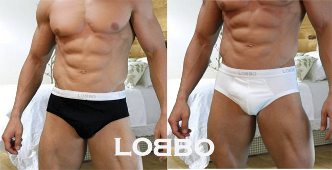 Lobbo Cotton Brief For Men
