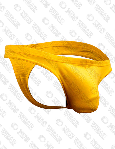 Cotton Mens Lycra C-ring Thong
